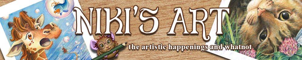 Niki's Art Blog