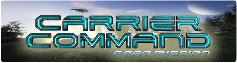 Carrier Command: Gaea Mission Key