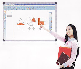 "INTERACTIVE WHITEBOARD ""IQ BOARD"""