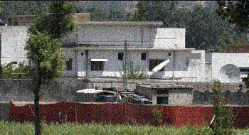 Osama bin Laden House