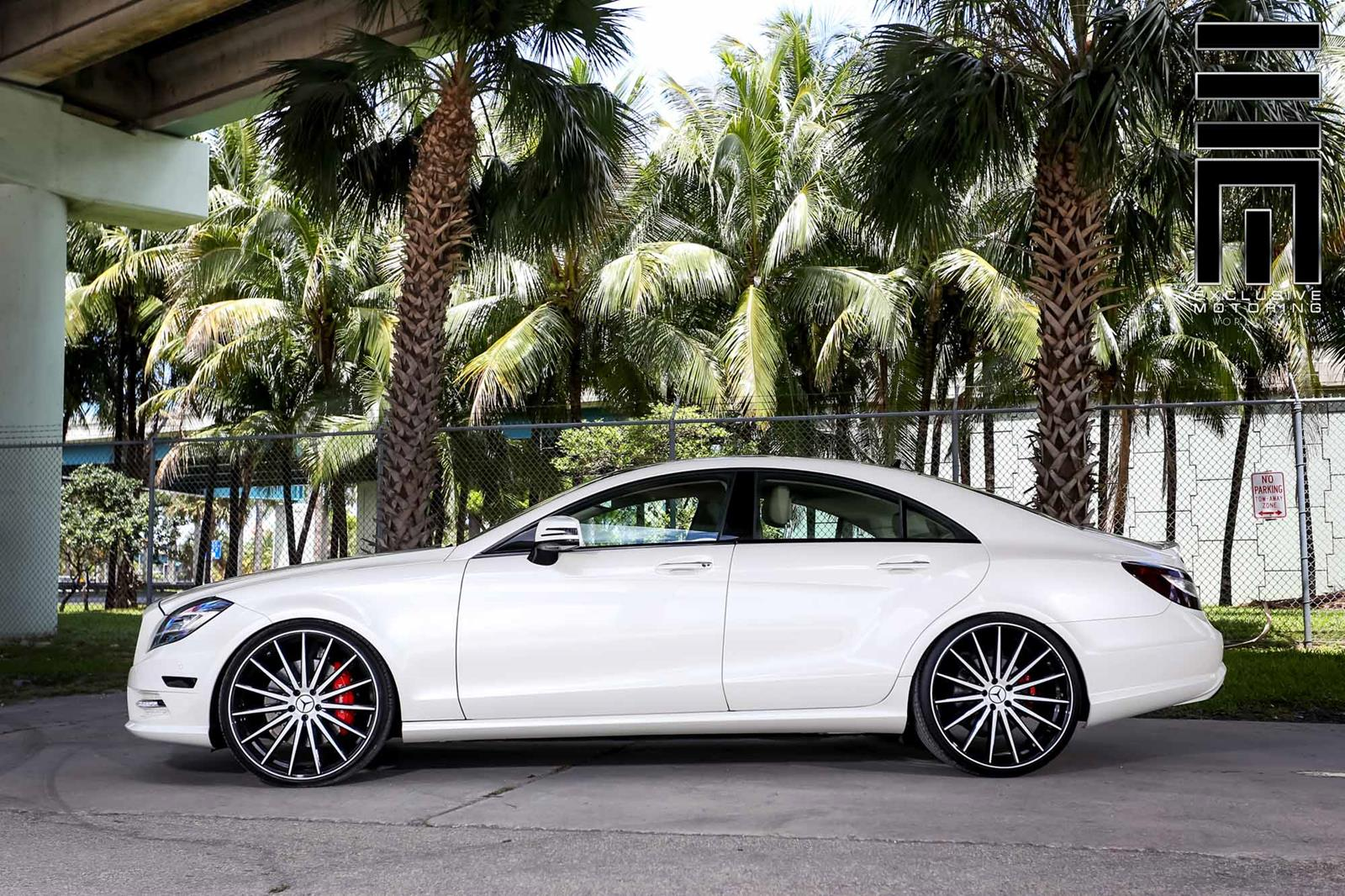 Http www benztuning com 2015 08 mercedes cls w218 white html