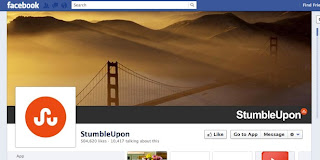 StumbleUpon Launches Facebook Timeline
