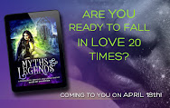 Myths & Legends Release Giveaway