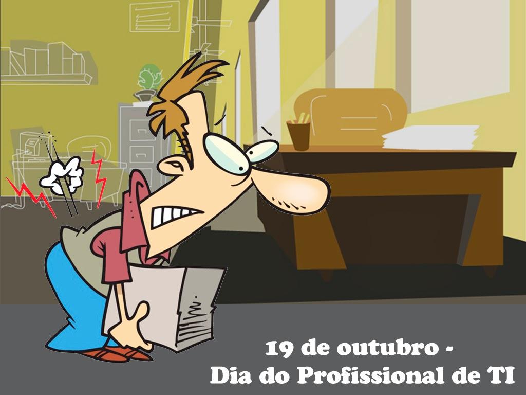 dia profissional ti