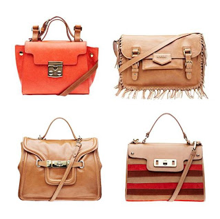 Treffen Sie die schönen Taschen von Arezzo