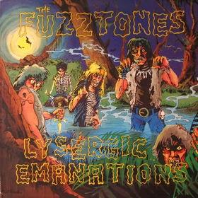 Los mejores discos de 1985 - THE FUZZTONES - Lysergic emanations