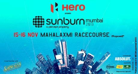 Sunburn Mumbai 2013 – Day 1 LIVE