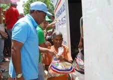 Alimentos para 6 mil personas en la provincia Independencia