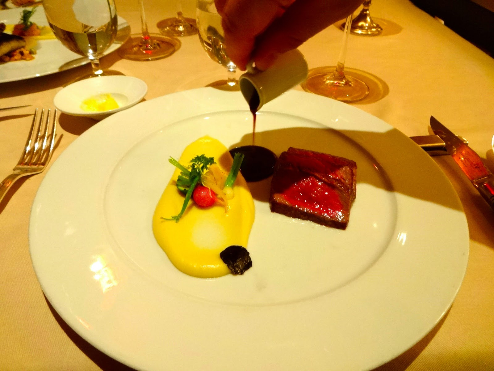 Victoria & Albert's Steak