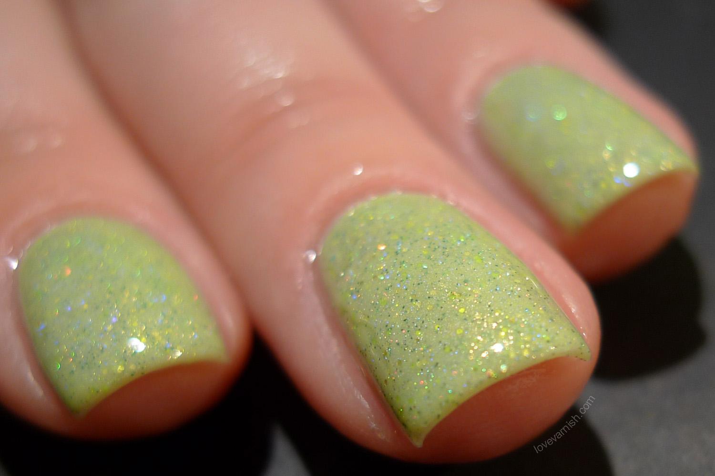Polish Addict Nail Color Clovers warm