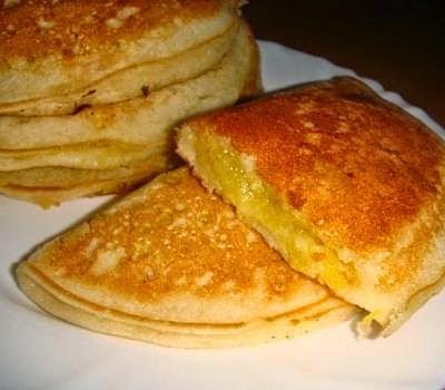 Блинчики - пирожки