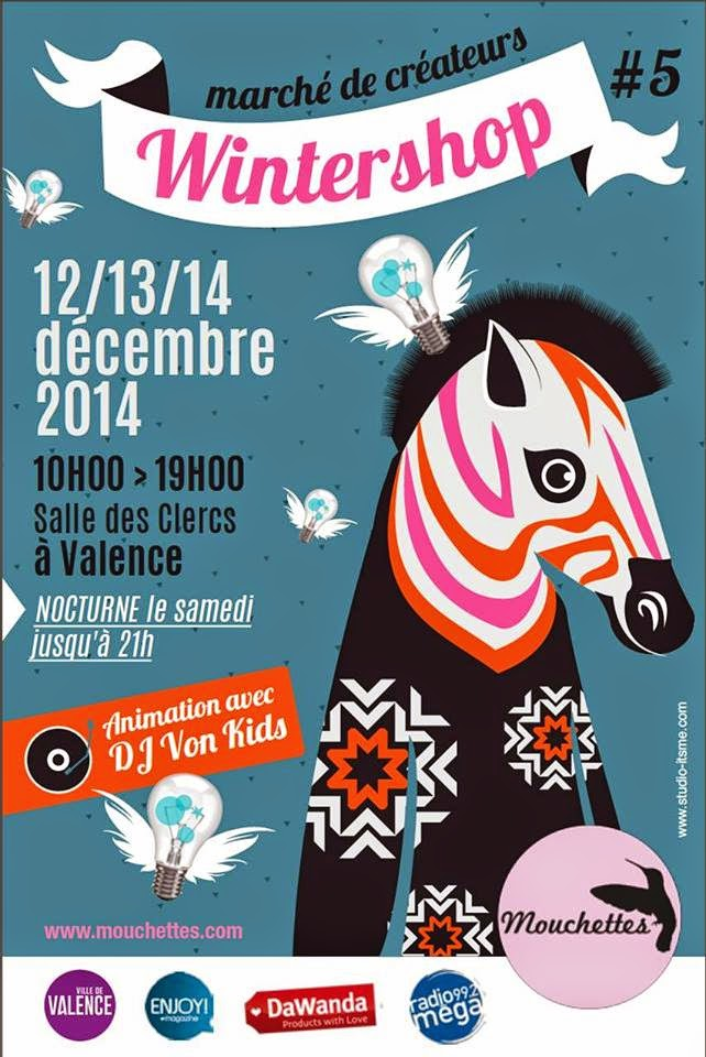 Wintershop 12,13,14 décembre