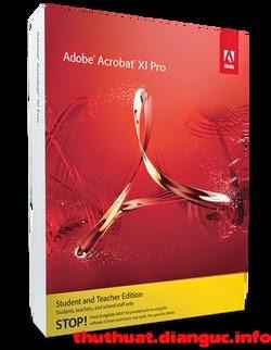 Download Adobe Acrobat 11 Pro Full Crack – Phần mềm xem và chỉnh sửa PDF chuyên nghiệp