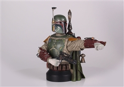 Boba Fett Gentle Giant Mini-Busts