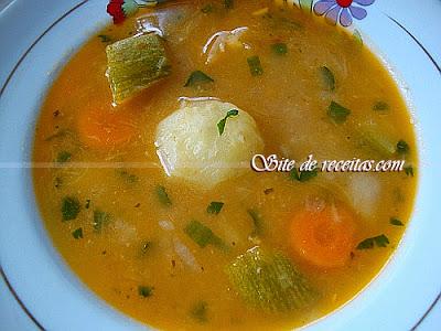 Sopa de legumes 2
