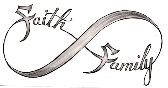 Forasteiro Tattoo: TATTOO INFINITO Japanese Symbol For Faith Hope And Love