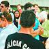 ASSEMBLEIA LEGISLATIVA: TIN GOMES RECEBE GRUPO DE POLICIAIS