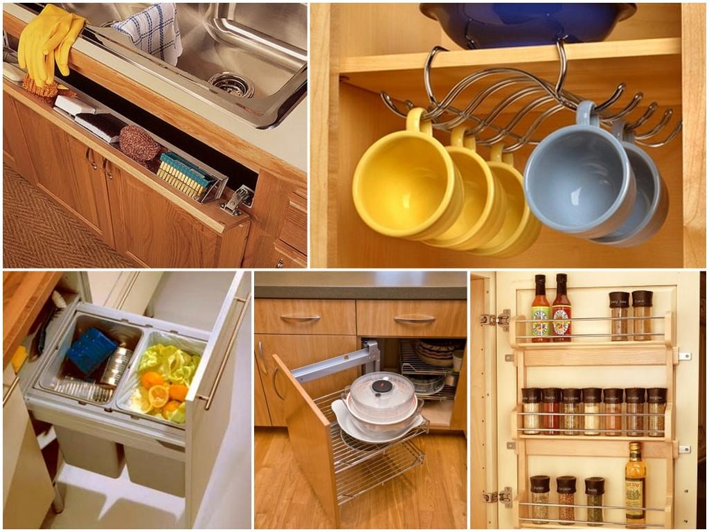 K m z n d nyasi mutfak kiler ve dolap i i dizayn - Ideas para reformar la cocina ...