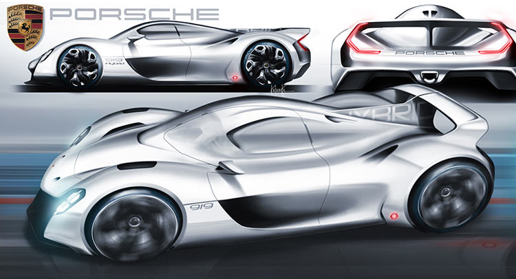 Carscoops Porsche