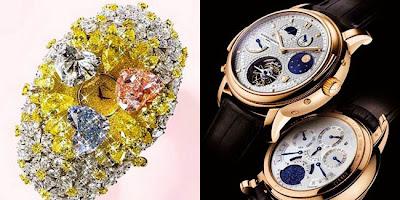 Daftar Jam Termahal di Dunia
