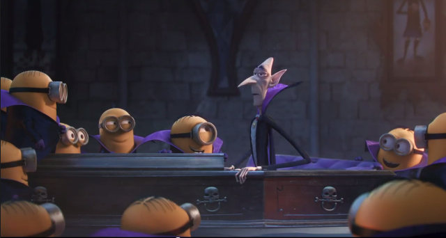Wow Watch Minions Speak Tagalog Words in New Movie Trailer