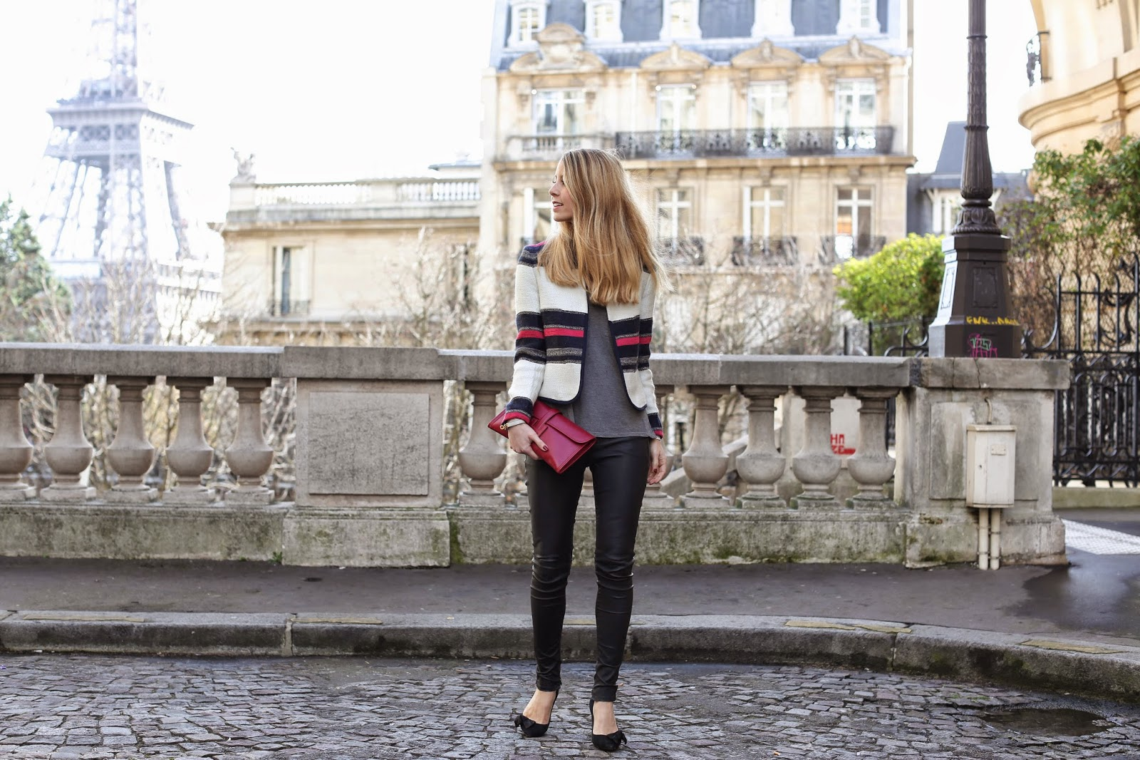 burberry, burberry makeup, fashion blogger, zara, blk dnm, isabel marant, streetstyle, eiffel twoer, outfit