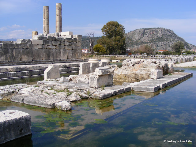 Temple Of Leto, Xanthos Valley