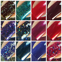china glaze cheers holiday
