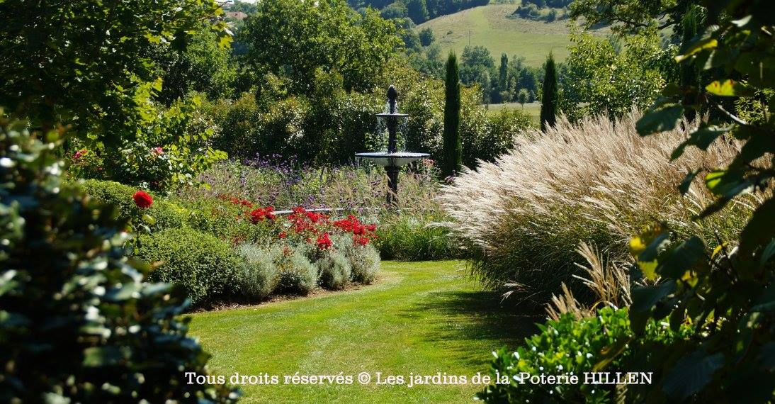 Les jardins de la poterie hillen for O jardin gourmand toulouse