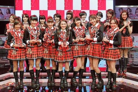 Hasil Akhir Pemilihan Member Single Ke-6 JKT48