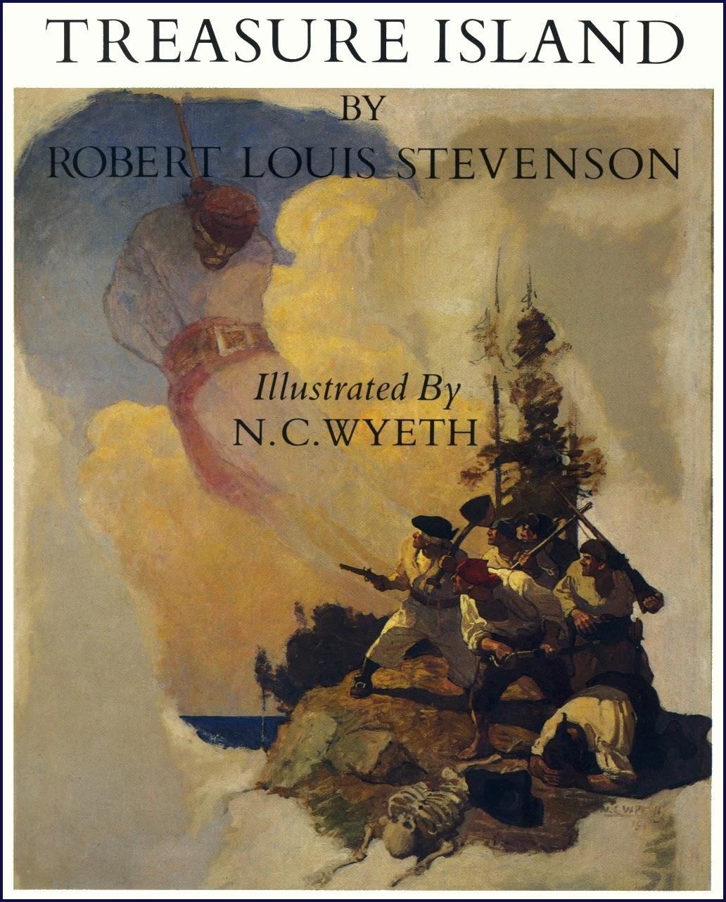 an analysis of treasure island by robert louis stevenson