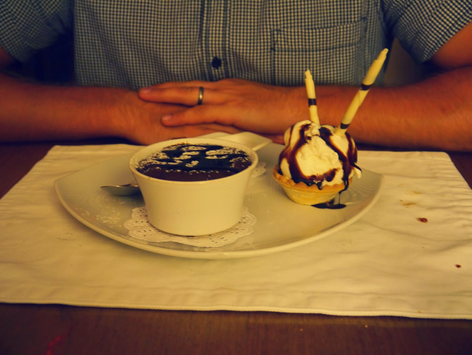 photo of dessert at Il Gusto Cyprus