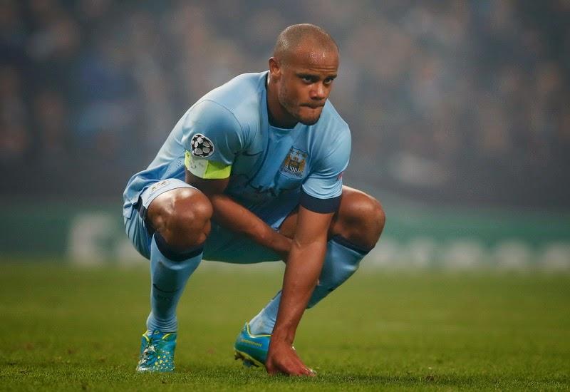 Manchester City Sulit Di Kancah Eropa