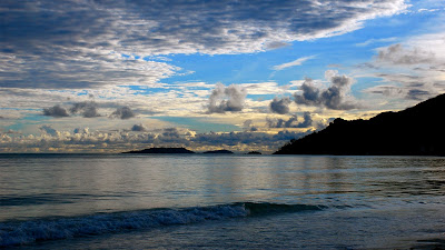 Free PC Wallpaper Seychelles Beautiful Beach