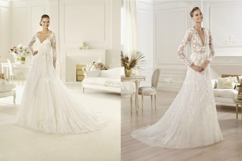 ultra tendencias: elie saab vestidos de novia colección 2014 bodas