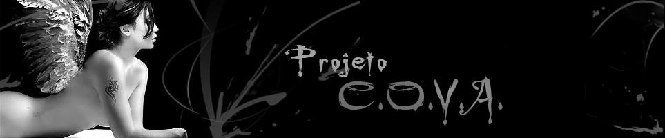 Projeto C.O.V.A. - Blog
