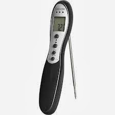 A Meat Thermometer is essential Grilling a Turkey safely.