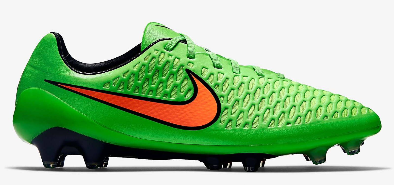 green nike magista opus 2015 boot released footy headlines