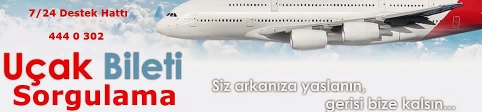 Ucuz Uçak Bileti Sorgulama