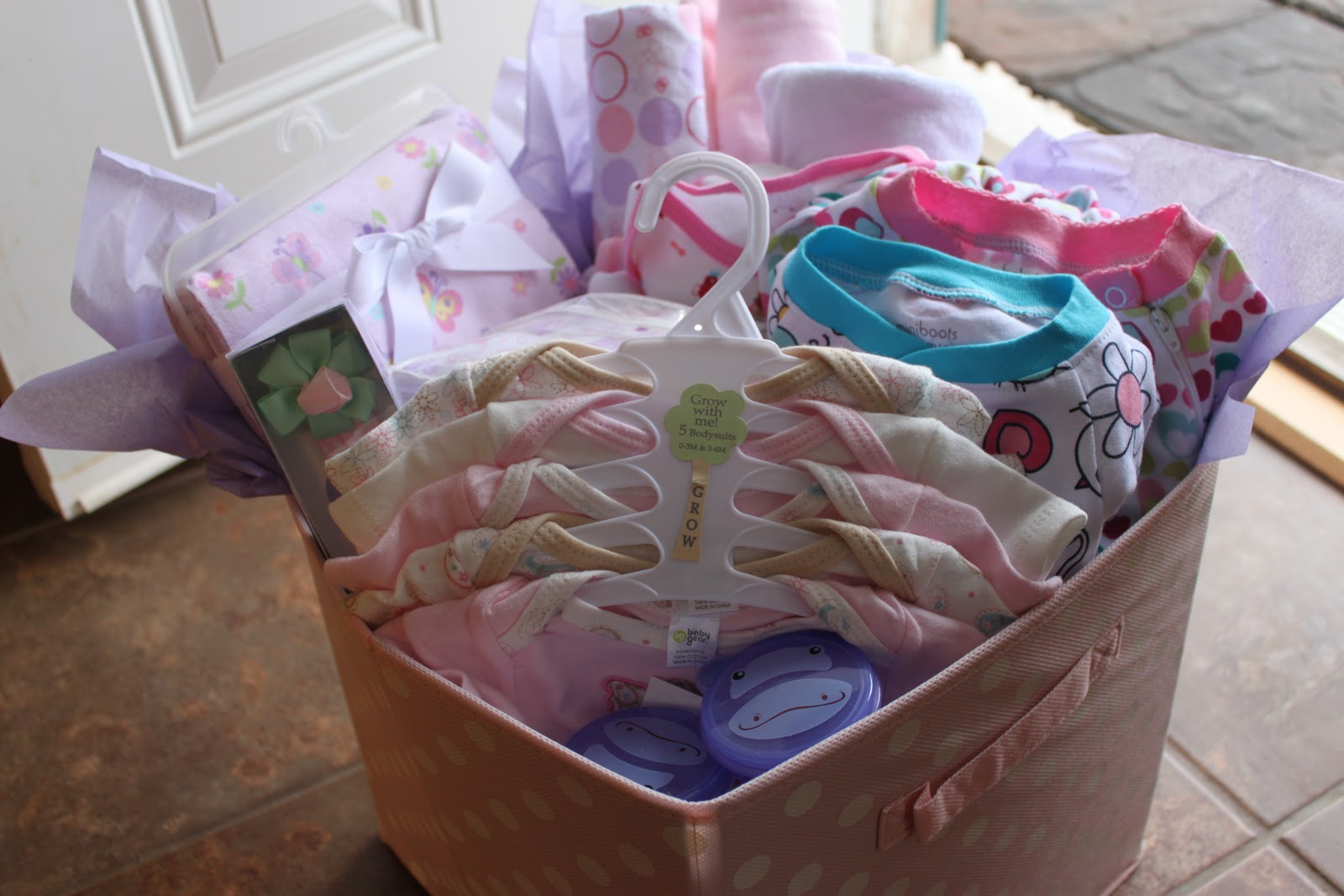 Welcome to Beaver Creek Homestead: Baby gift Ideas