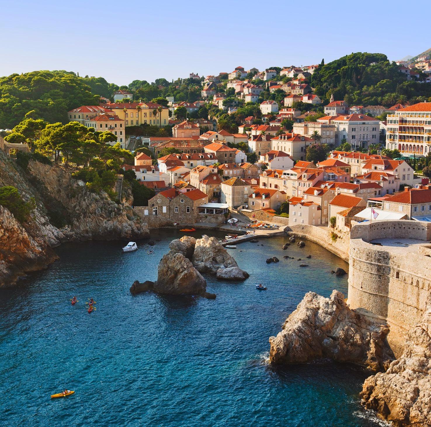 Los viajes de montenegro croacia es un destino tur stico for Oficina de turismo croacia