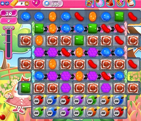 Candy Crush Saga 595