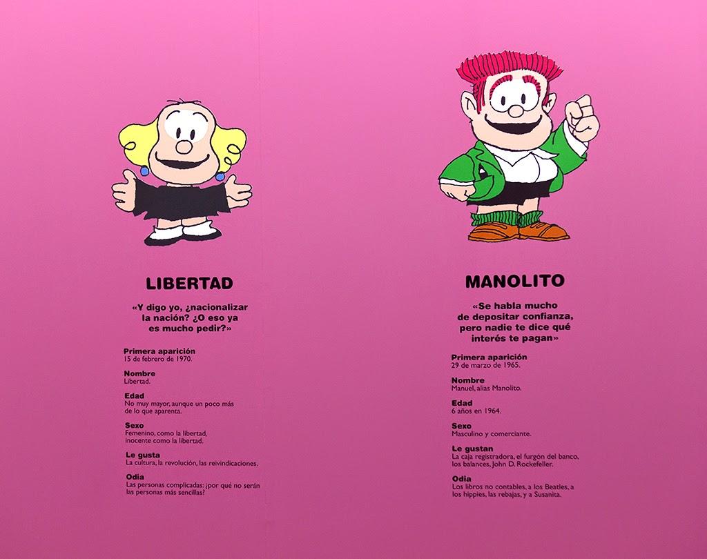 Fotografías de viñetas La Térmica Málaga