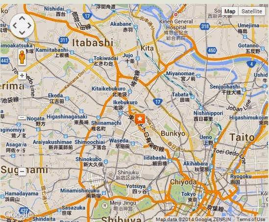 Where Is Tokyo Located On The World Map.J World Tokyo Location Map