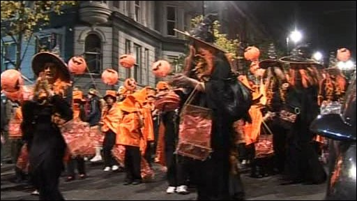 it only makes sense to start with ireland since thats where halloween got its origins the celebration started here around 1000 ad