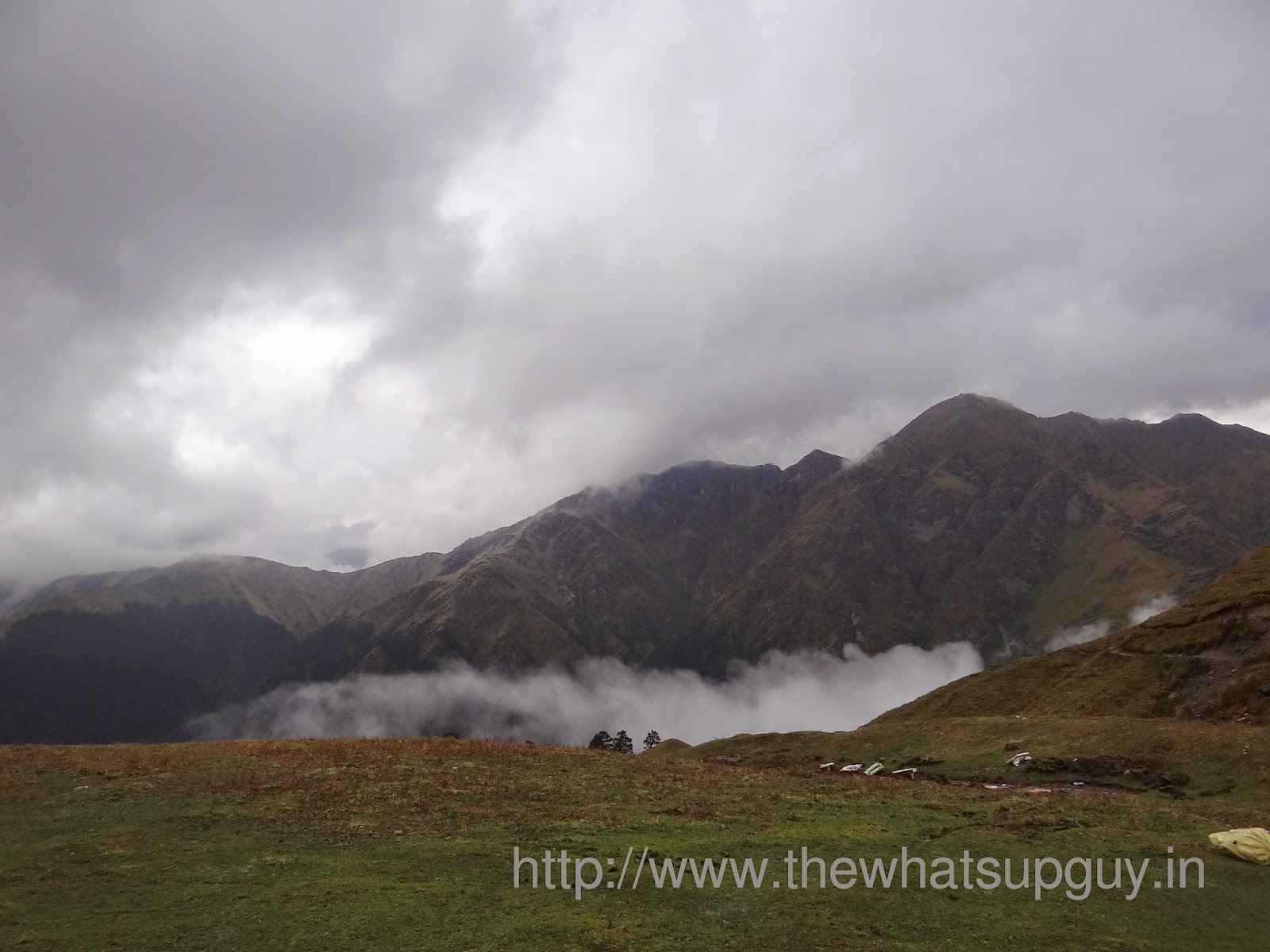 View-Bedni-Bugyal-Roopkund-Trek-With-India-Hikes-Day-2