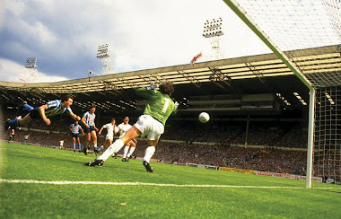 Keith Houchen's moment of magic - May 16th 1987