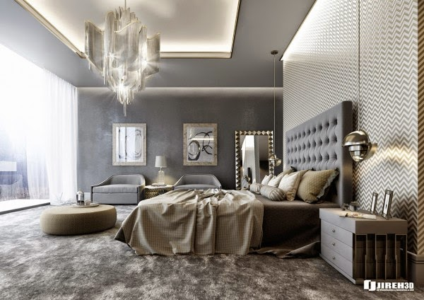 8 ideas de habitaciones de lujo al detalle decorar tu - Fotos de habitaciones de lujo ...
