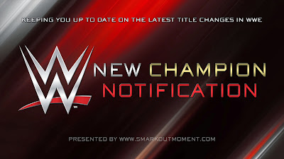 WWE title changes for championships news reports