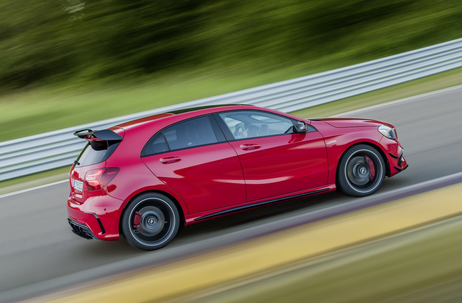 2016 MercedesAMG A45 Regains Title Of Most Powerful And Fastest